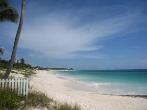 Atlantic Ocean Beach, Elbow Cay