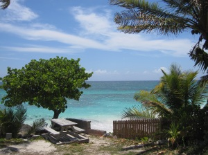 One of favorite Island Vistas on Elbow Cay