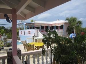 Bar and Grill at Leeward Marina
